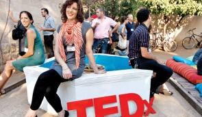 TedX Jaffa -  Moti Milrod - 16092011