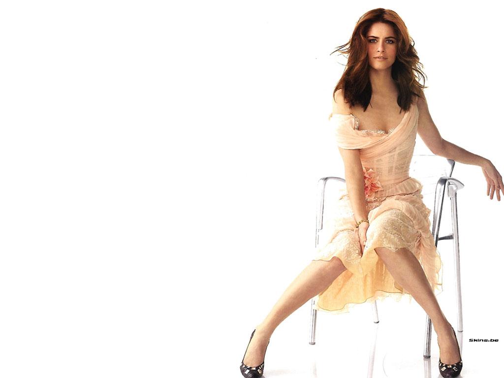 Amanda Brooks Hot