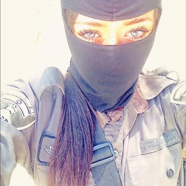 Israeli Soldier Girl Pic (115)