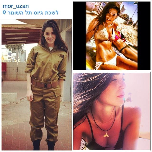 Israeli Soldier Girl Pic (124)