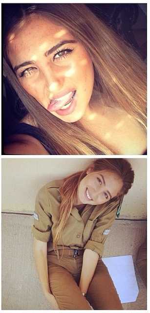 Israeli Soldier Girl Pic (129)