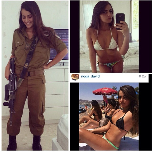 Israeli Soldier Girl Pic (131)